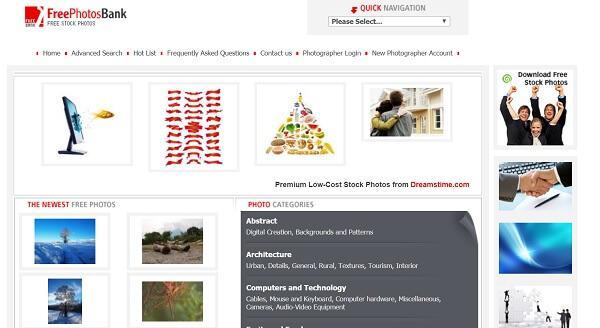 Free Photos Bank официальный сайт